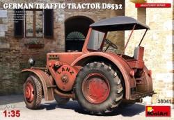 German Traffic Tractor D8532