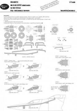 MiG-25 RU EXPERT kabuli masks