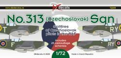 No.313 (Czechoslovak) Sqn.