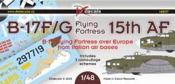 B-17F/G 15th AF