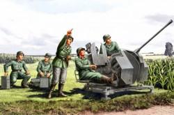 20mm Flak38 Figure Set