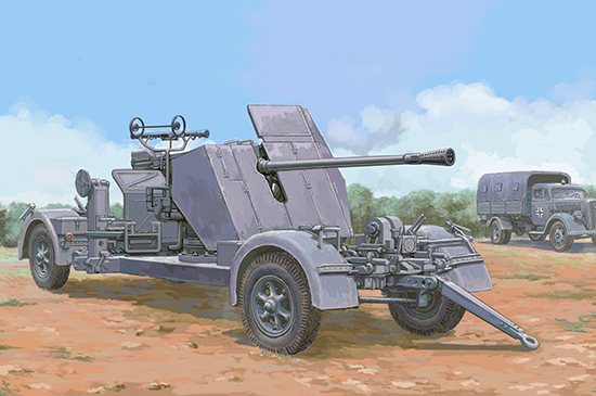 German 5cm FLAK 41