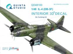IL-4 Interior 3D Decal