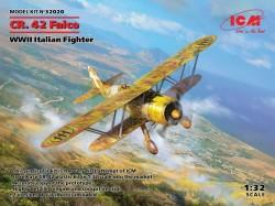 CR. 42 Falco, WWII Italian Fighter