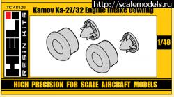 Kamov Ka-27-32 Helix Engine Intake Cowling