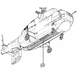 Ka-32 Cargo Compartment Set