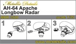 AH-64 Apache. LongBow Radar (Academy)