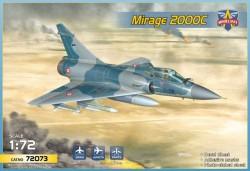 Mirage 2000C multirole jet fighter