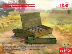RS-132 Ammunition Boxes (100% new molds)