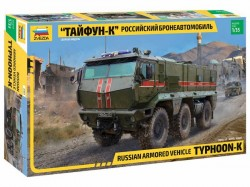 Typhoon-K 6X6 Armoured Vehicle