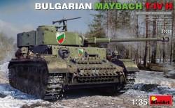 Bulgarian Maybach T-IV H