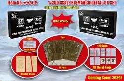 Bismarck detail up set (for Trumpeter item 03702)