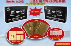 Titanic detail up set (for Trumpeter item 03719)