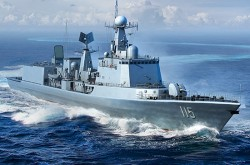 PLA Navy Type 051C Destroyer