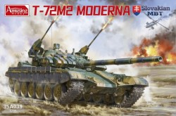 "T-72M2 ""Moderna"" Slovak MBT"