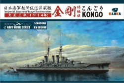"IJN Battlecruiser Kongo 1914 ""Ultimate Edition"""