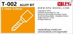 Drillset/Alloy Bit Set 1.1mm - 2.0mm