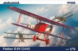 Fokker D.VII (OAW) , Weekend edition