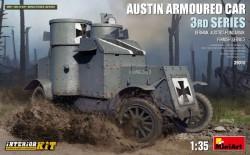 Austin Armoured Car 3rd Series:Germ,Austro-Hungar,Finnish Servi.InteriorKit