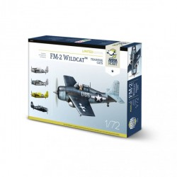 FM-2 Wildcat Training Cats Limited Edition