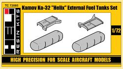 Ka-32 external fuel tank
