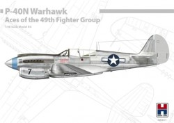 P-40N Warhawk Aces of The 49th Fighter Group