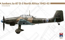 Junkers Ju-87 D-3 North Africa 1942-43 - NEW