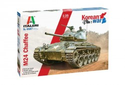 "M24 ""Chaffee"" Korean War"