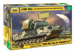 TOR 2M / SA - 15 G auntlet Russian anti aircraft missile system
