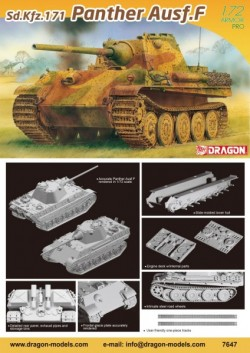 Sd.Kfz.171 Panther Ausf.F