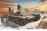 Russian KV-1 Model 1942 Simplified Turret Tank