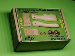 F-4 Phanton intakes for USAF (Hasegawa kit)