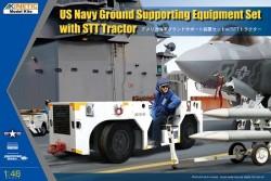MODERN USN GSE w/ STT tractor