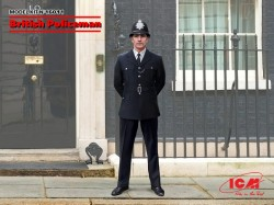 British Policeman (100% new molds)