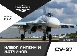 Su-27 sensor set