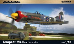 Tempest Mk.II early version, Profipack