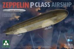 ZEPPELIN P CLASS AIRSHIP