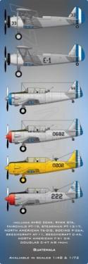 Old Warriors. Gautemalan Air Force