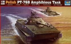 Polish PT-76B Amphibious Tank