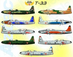 T-33 Mexican Air Force