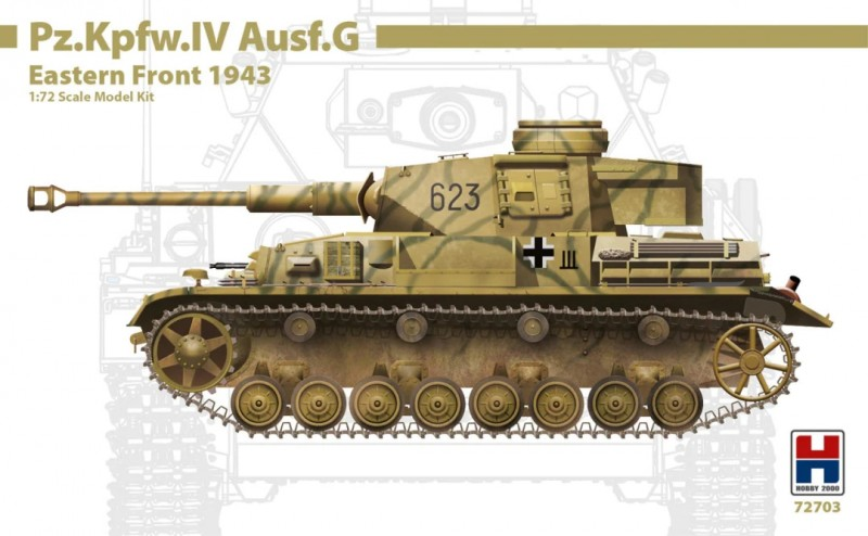 Pz.Kpfw.IV Ausf.G Eastern Front 1943