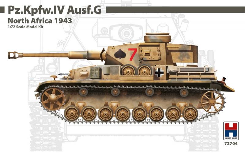 Pz.Kpfw.IV Ausf.G North Africa 1943