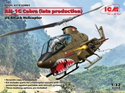 AH-1G Cobra (late production), US Attack Helicopter