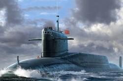 PLAN Type 092 Xia Class Submarine