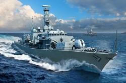 HMS TYPE 23 Frigate Westminster(F237)