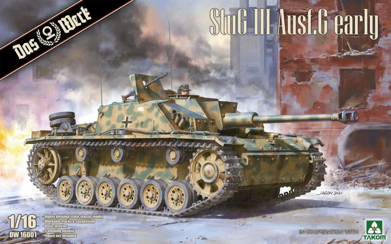 StuG III Ausf.G early