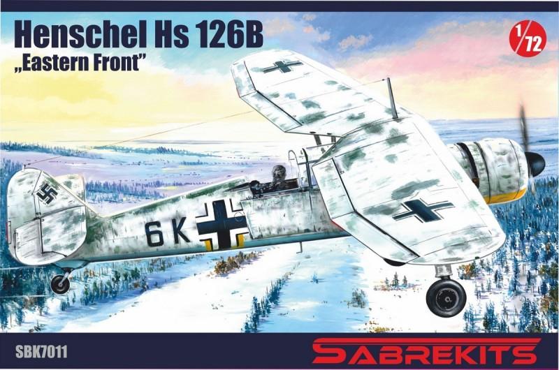 Henschel Hs 126B Eastern front