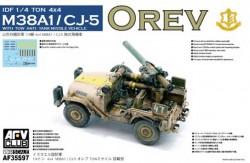 """IDF 1/4 ton 4x4 anti-tank M38A1/CJ5 """"Orev"""""""