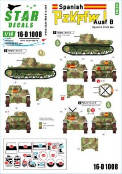 Spanish PzKpfw I Ausf B