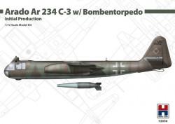 Arado Ar 234 C-3 w/ Bombentorpedo Initial Production